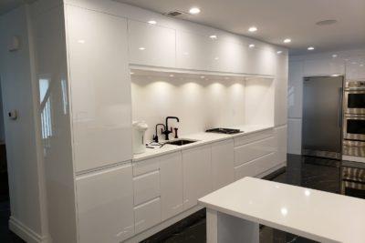 White Moderm Kitchen